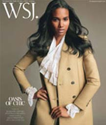 Wall Street Journal - Achieving the Natural Look